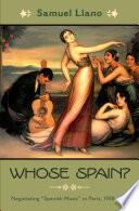 Whose Spain
