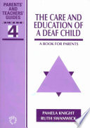The Care and Education of a Deaf Child
