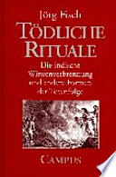 Tödliche Rituale