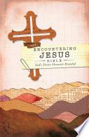 NIV  Encountering Jesus Bible  eBook