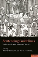 Book Sentencing Guidelines