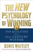 The New Psychology Of Winning