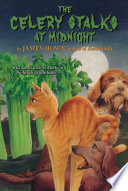 The Celery Stalks At Midnight : rabbit, and howie, the wirehaired dachshund puppy,...