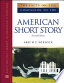 Companion to Literature History Of The Short Story In