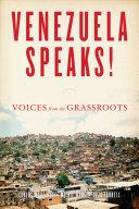 Venezuela Speaks!