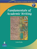Fundamentals of Academic Writing Book. Con Espansione Online. Per Le Scuole Superiori
