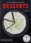 Italian Cooking School  Desserts