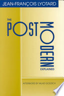 The Postmodern Explained