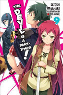 The Devil Is a Part Timer   Vol  9  light novel