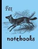Fox Notebook Book PDF
