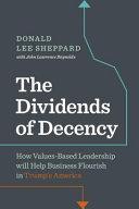 Decency Dividend