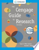 The Cengage Guide to Research  2016 MLA Update