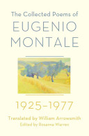 The Collected Poems of Eugenio Montale 1925 1977