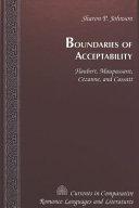 Boundaries of Acceptability