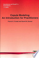 Copula Modeling