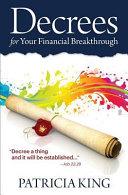 Decrees for Your Financial Breakthrough