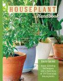 Houseplant Handbook Book