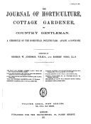 download ebook the journal of horticulture, cottage gardener, and home farmer pdf epub