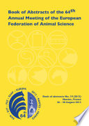 Book of Abstracts of the 64th Annual Meeting of the European Association for Animal Production