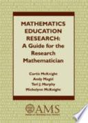 Mathematics Education Research