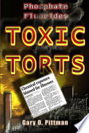 Phosphate Fluorides Toxic Torts