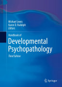download ebook handbook of developmental psychopathology pdf epub