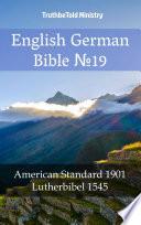 English German Bible No19