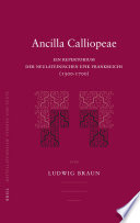 Ancilla Calliopeae