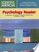 Scientific American Reader for Psychology  A Concise Introduction