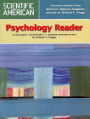Scientific American Reader for Psychology: A Concise Introduction