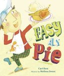 Easy as Pie Monty And Bakes A Beautiful Peach Pie Which
