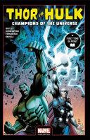Thor Vs Hulk Champions Of The Universe Marvel Premiere Graphic Novel