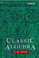 Classic algebra