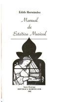 Manual De Est Tica Musical