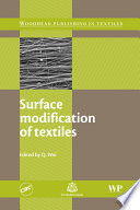 Surface Modification Of Textiles book