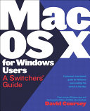 Mac OS X for Windows Users