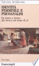 Identit   femminile e psicoanalisi