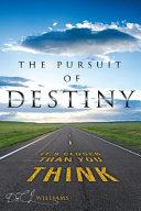 download ebook the pursuit of destiny pdf epub