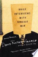 Brief Interviews With Hideous Men book