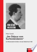 """""""Der Ödipus vom Kurfürstendamm"""""""