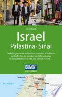 DuMont Reise Handbuch Reisef  hrer Israel  Pal  stina  Sinai