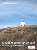 52 Meditationen f  r ein Jahr