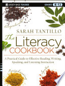 The Literacy Cookbook Book PDF
