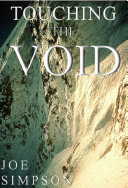 download ebook touching the void pdf epub
