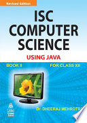 Isc Computer Science For Class 12
