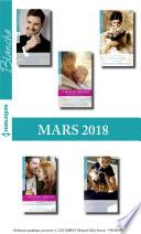 10 romans Blanche   2 gratuits  no1356    1360   Mars 2018