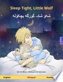 Sleep Tight  Little Wolf                                                    English     Sorani Kurdish   Bilingual children s book  age 2 4 and up