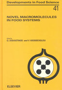 Novel Macromolecules In Food Systems book