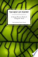 The Best of Poetry     A Young Person s Book of Evergreen Verse