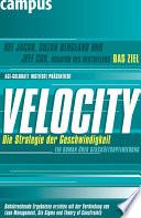Velocity   Die Strategie der Geschwindigkeit